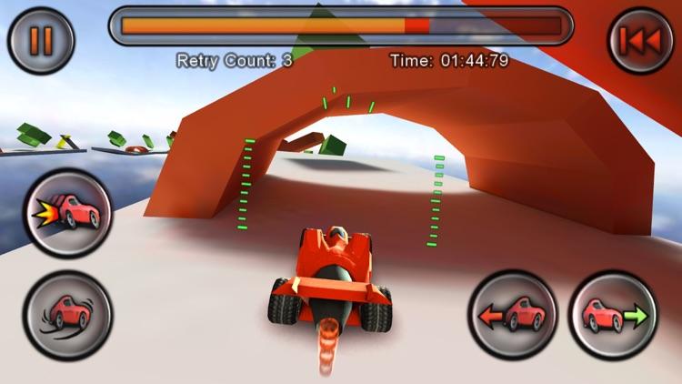Jet Car Stunts screenshot-3