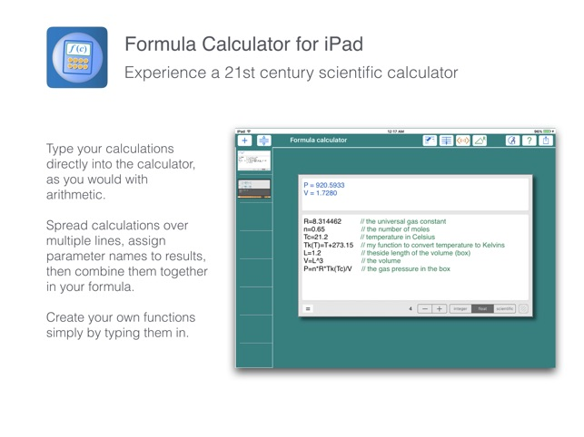 Formula Calculator en App Store