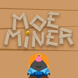 Moe Miner: fun puzzle game.