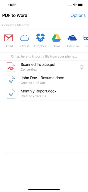 best pdf to word converter app for ipad