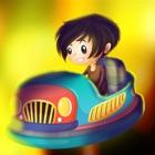 carrinhos de choque carnaval Fun Race: o adolescente corrida de aventura - edição gratuita icon