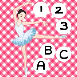 ABC & 123 Ballet School: Free Games For Kids! Learn Left& Right, Memorize, Count & Spell Dancers!