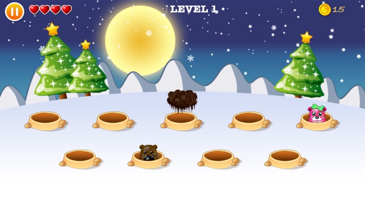 Smack Mole Madness screenshot-2