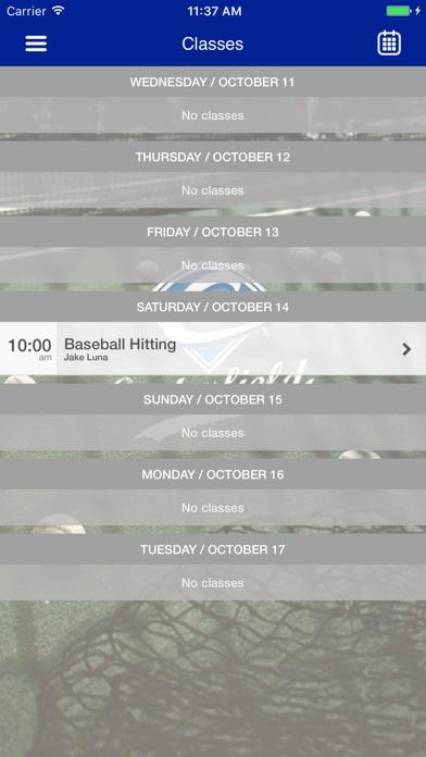Centerfield Baseball Academy screenshot