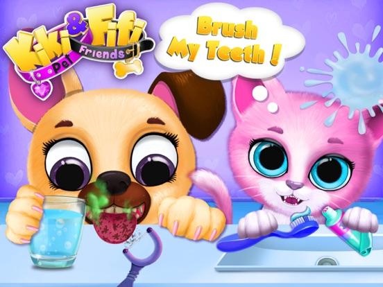 Kiki & Fifi Pet Friends screenshot 8