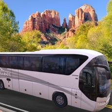 Activities of Uphill Passenger Bus Driver