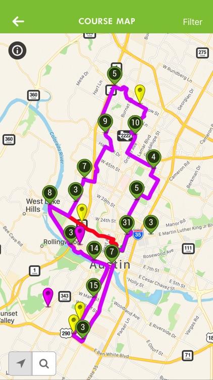 Austin Marathon® screenshot-3