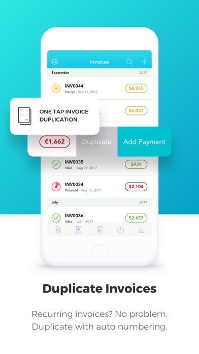 Invoice By Alto - Invoicing Screenshots