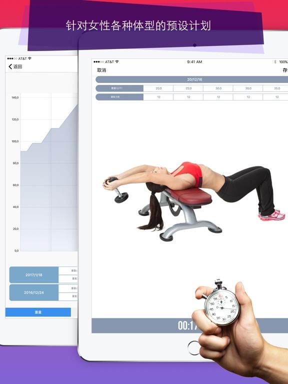 【健身计划】女性健身 – 针对下肢的最佳锻炼(大腿和臂部)