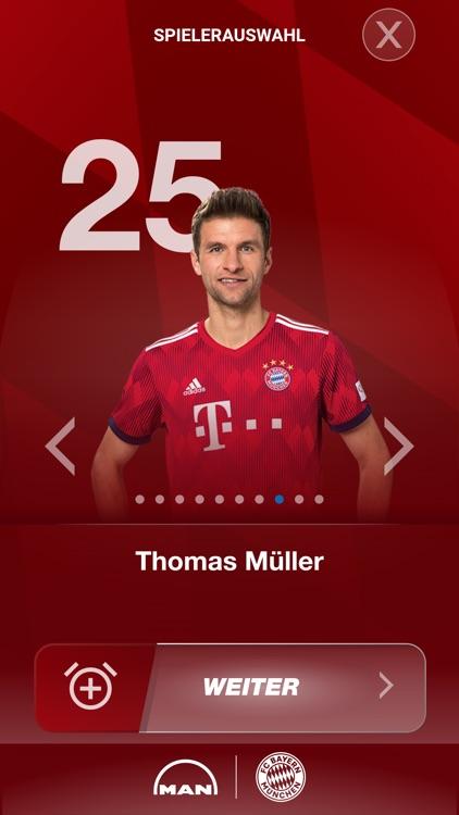 MAN – FC Bayern Wake Up Call