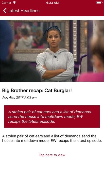 Big Brother Hamster Soup screenshot-4