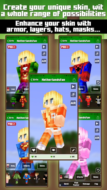 Skins MCPE screenshot-4
