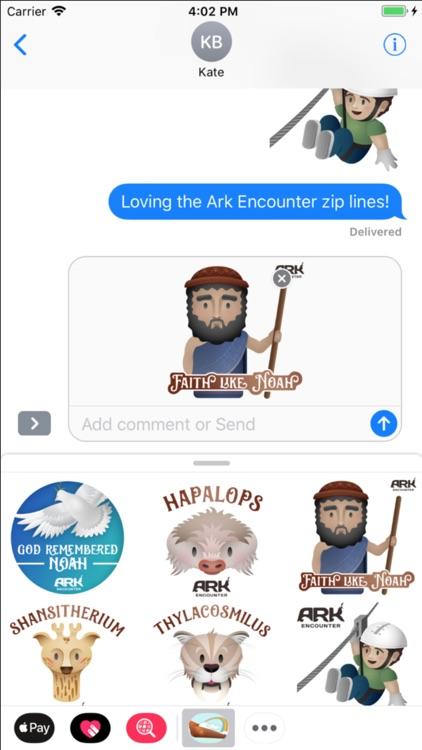 Ark Encounter Stickers