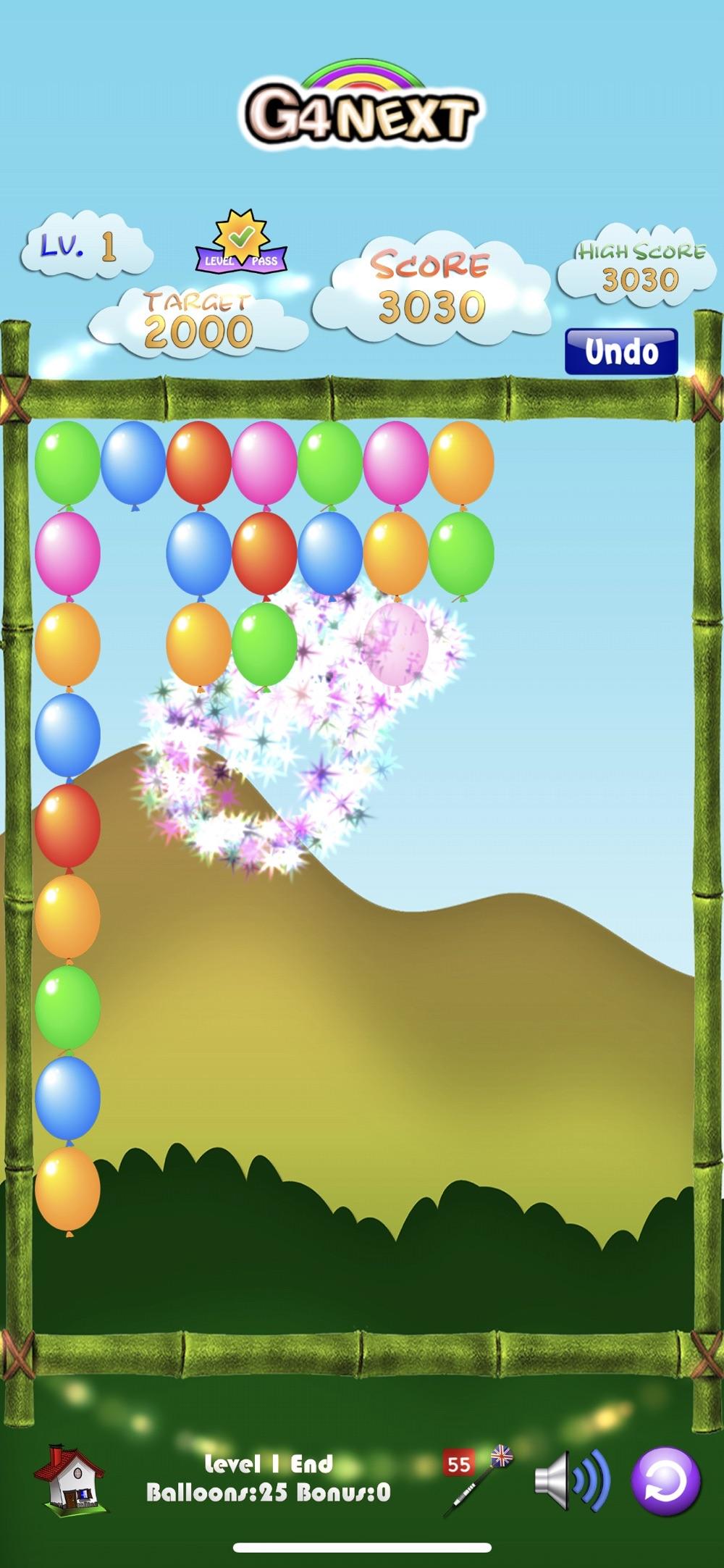 Balloon Bang! Cheat Codes