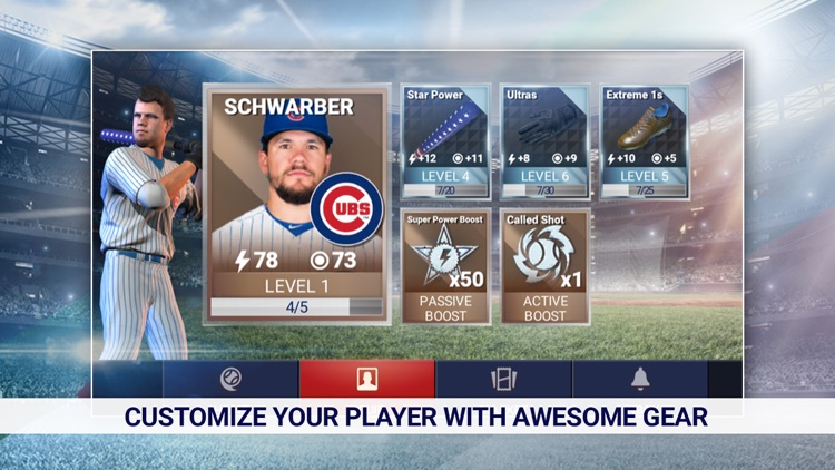 MLB Home Run Derby 18 screenshot-5