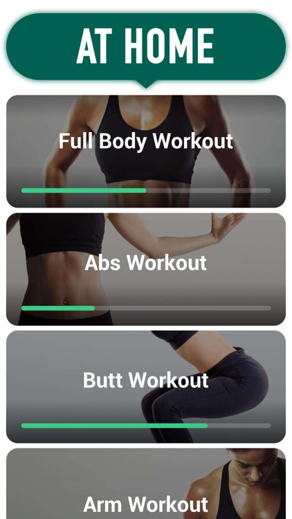 30 Day Fitness Challenge Pro screenshot-1