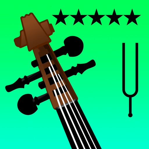 Cello Tuner Professional