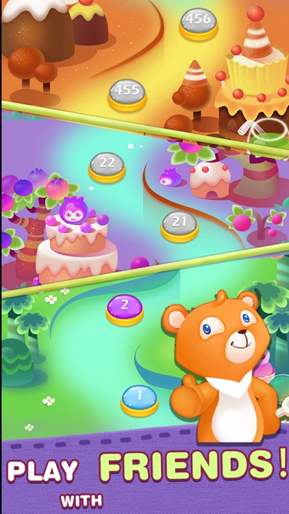 Bear Pop - Bubble Shooter Game screenshot-3