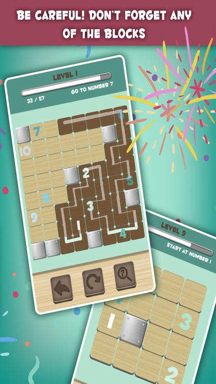 Connect the numbers tiles screenshot-3