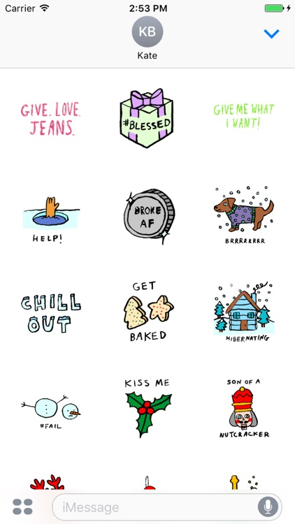 AEO Stickers screenshot-2