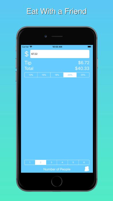 Blue Tip Gratuity Calculator 3