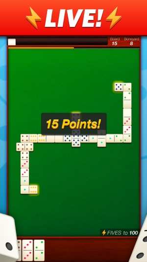 Domino! - Multiplayer Dominoes Screenshot