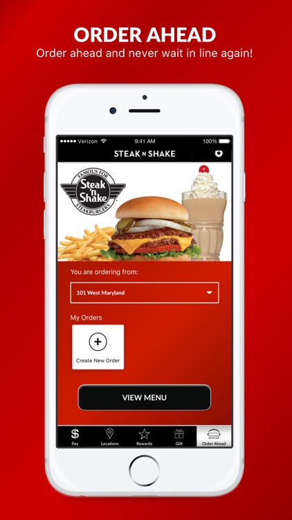 Steak 'n Shake screenshot-0