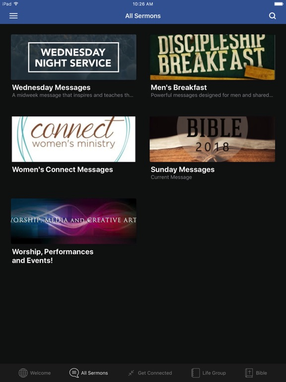 Highlands Christian Fellowship screenshot 5