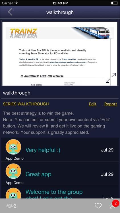 GameGuru for - Trainz: A New Era screenshot-4