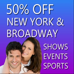50% Off New York City Broadway
