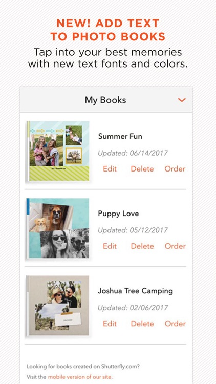 Shutterfly: Prints, Photo Books, Cards Made Easy