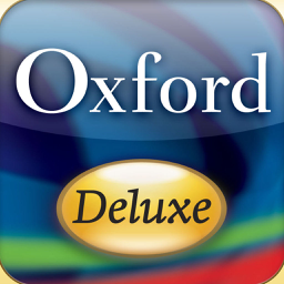 Ícone do app Oxford Deluxe (ODE and OTE)