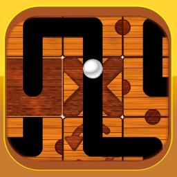 Unblock Ball-SlideTile Puzzle