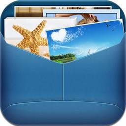 iAlbum:Photos Vault Safe Apps