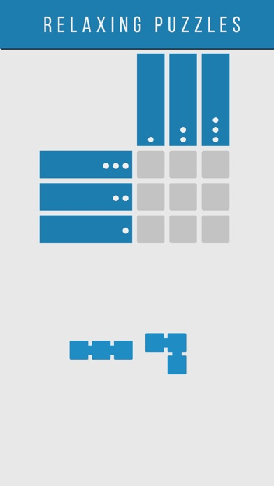 Screenshot #7 for Shapeuku - Shape Puzzle Game