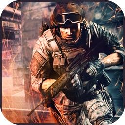 Army Sniper Rescue Mission
