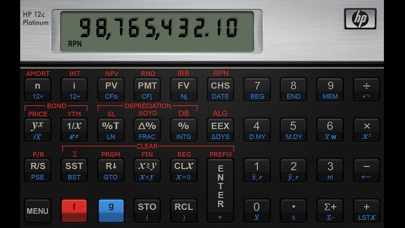 Hp 12c Platinum Calculator review screenshots