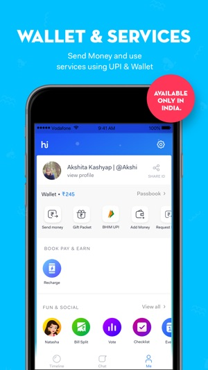 Download Hike Messenger 2018 for iPhone & Android Latest Free Version