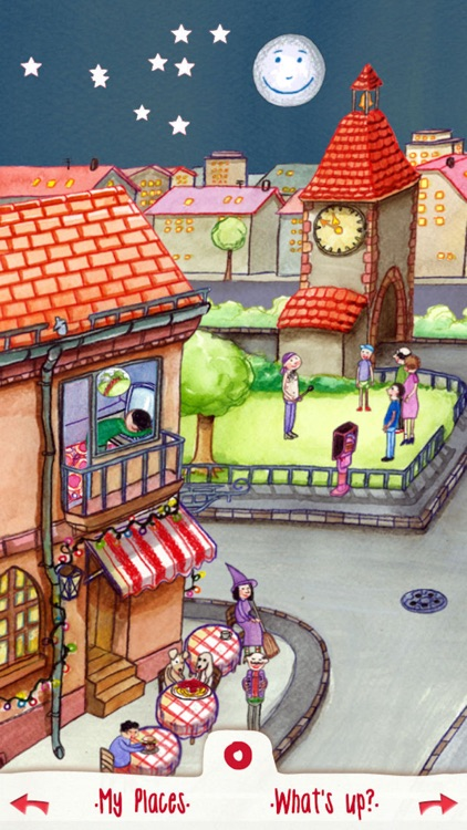My Little Town: Toddler's Seek & Find screenshot-0