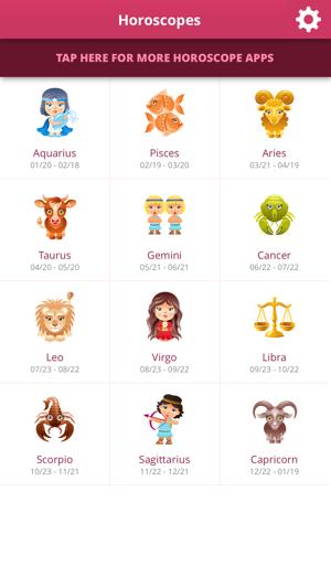 Horoscopes on the App Store