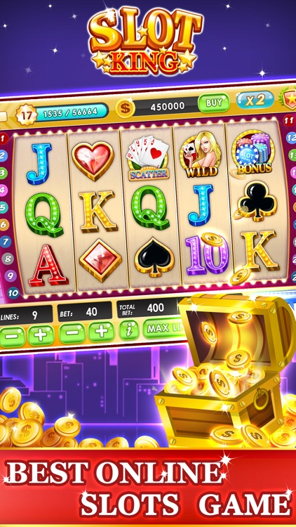 Slots Machines - Online Casino screenshot-3