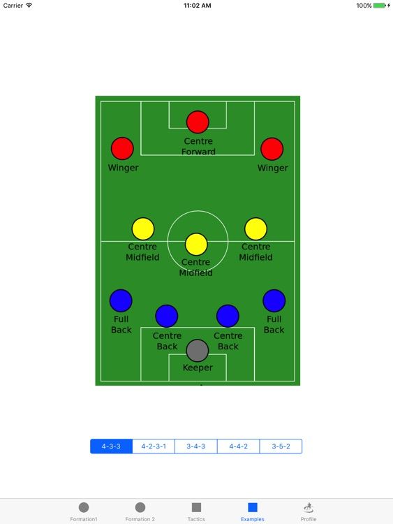 Soccer Formation screenshot-2