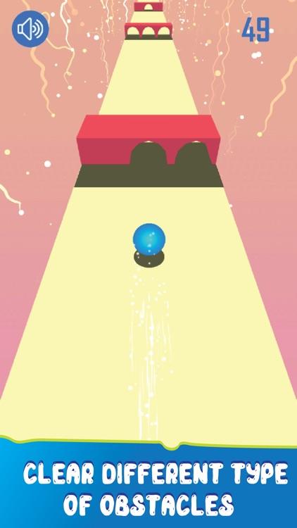 Hop Jump - Bounce Ball Zig Zag screenshot-5