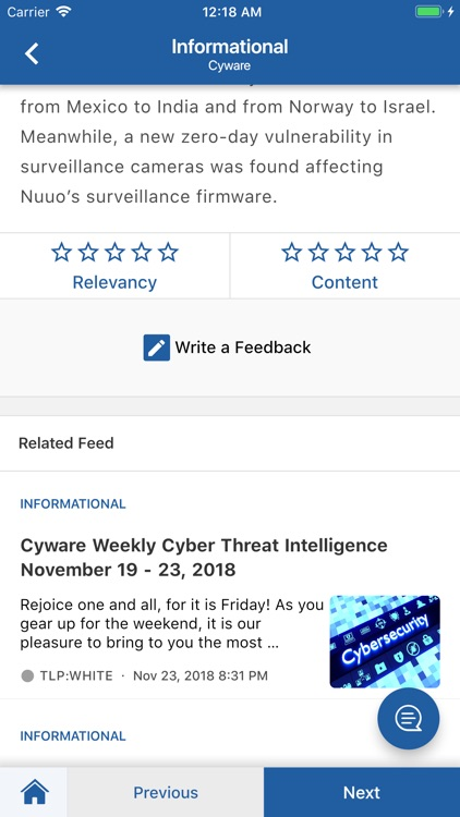 Cyware Enterprise screenshot-3