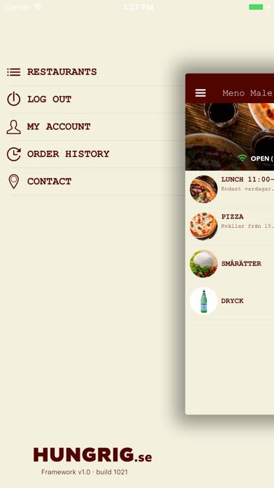 Meno Male Screenshot