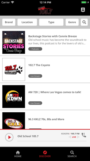 Old School 105 7 on the App Store