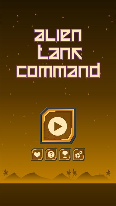 点击获取Alien Tank Command