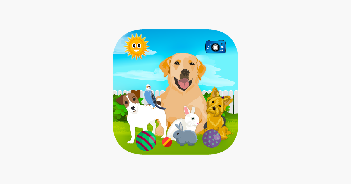 my pets cat dog for kids on the app store