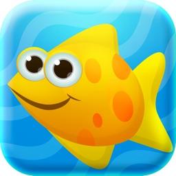 Absurd Aquarium Match 3 Puzzle