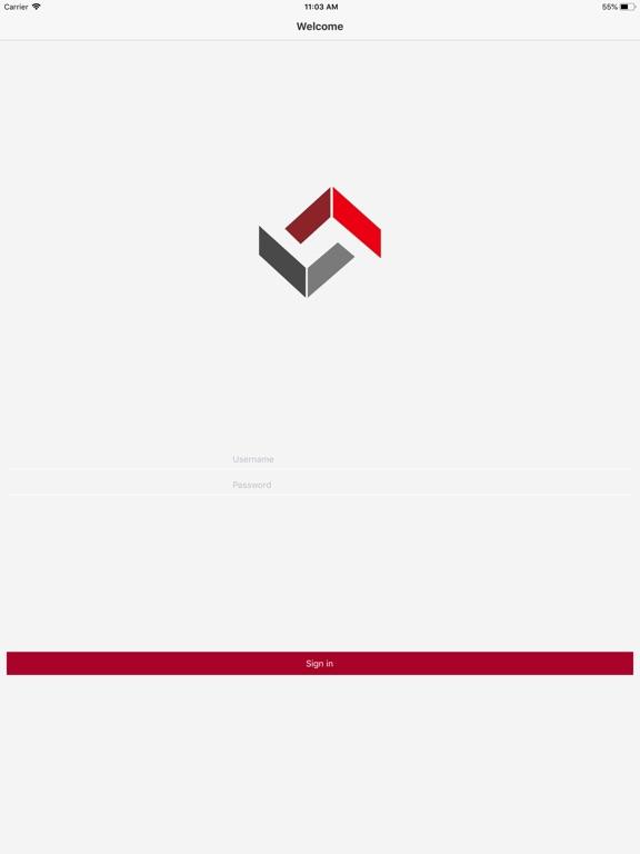 iPad Image of SmartAdminSign